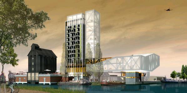 cabinet architectes SCHEMAA projet urbain